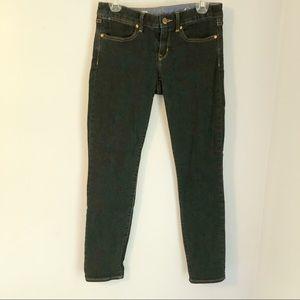 Gap Always Skinny Denim Dark wash jeans size 27/4a